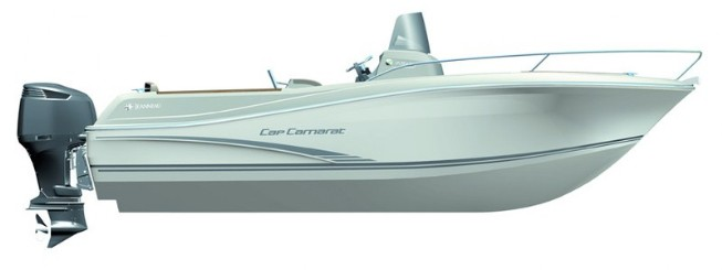Jeanneau Center Console